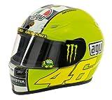 AGV - Modellino del Casco di Valentino Rossi, MotoGP 2009, Test...