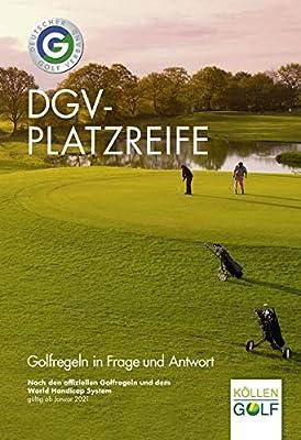 DGV-Platzreife Golfregeln in Frage