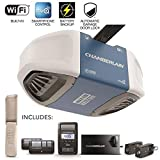 Chamberlain Group Chamberlain B980 Smartphone-Controlled Ultra-Quiet & Strong...