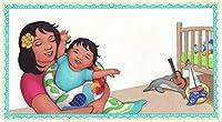神ベビーDB-BK10001ベビーボードブック「ママは私に毛布を与えました」