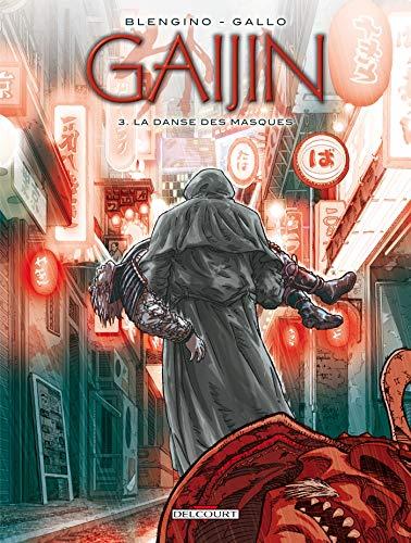 Gaijin T03: La Danse des masques