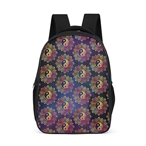 O5KFD&8 Üei YINYAN Backpack Men's School Backpack Boys - YINYAN Student Backpack Women's School Bag Grey Grey One Size