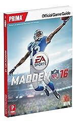 Madden NFL 16 Official Strategy Guide de Zach Farley