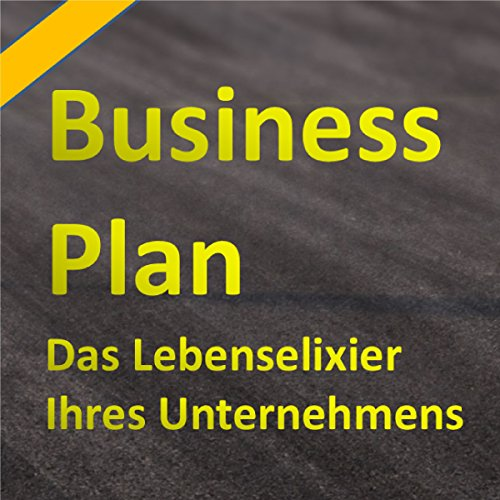 Der Businessplan Titelbild