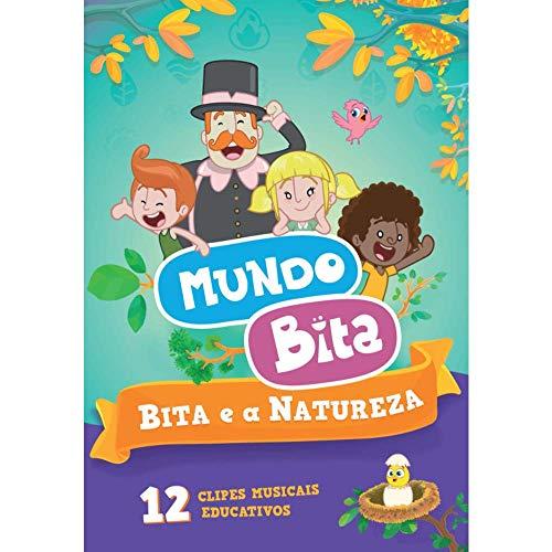 MUNDO BITA - BITA E A NATUREZA (DVD)