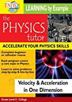 Velocity & Acceleration in One Dimension [DVD] [Import]