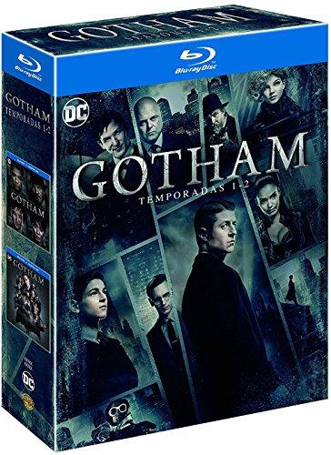 Gotham Temporada 1-2 Blu-Ray [Blu-ray]