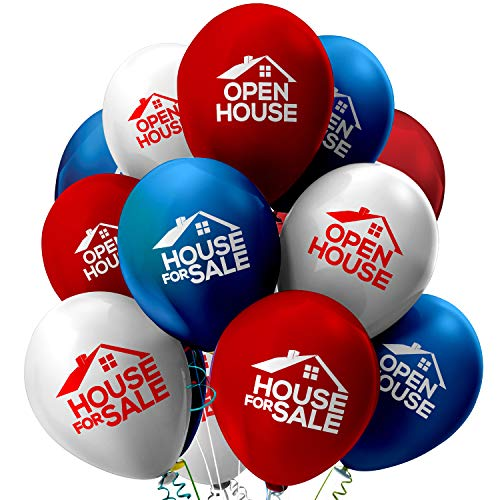 Review Of House for Sale Balloons - Open House Balloons for Real Estate - Realtor Metallic Balloons ...
