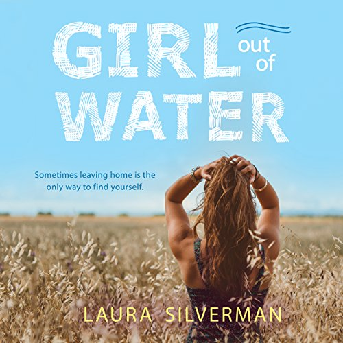 Girl out of Water audiobook cover art