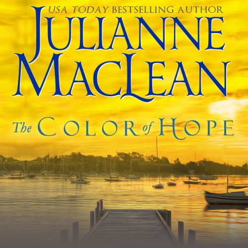 The Color of Hope audiobook cover art