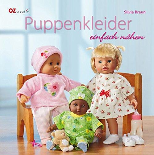Puppenkleider einfach nähen