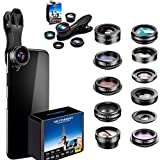 Best Iphone Lens - SHUTTERMOON Upgraded Phone Camera Lens Kit for iPhone Review