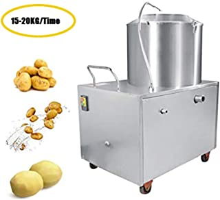 potato cleaning machine