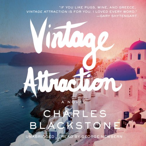 Vintage Attraction audiobook cover art