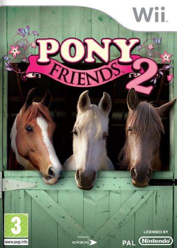 Pony Friends 2 [Importación italiana]