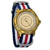 Vostok Komandirskie 2414 Reloj Militar Ruso mecánico de Cuerda Manual // 819980 (tricolor5)