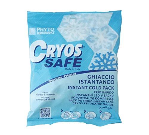 CRYOS Safe GH ist cm18x 15Busta