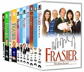 Frasier: Complete Series Pack [DVD] [Region 1] [US Import] [NTSC] (B000VDDE18) | Amazon price tracker / tracking, Amazon price history charts, Amazon price watches, Amazon price drop alerts