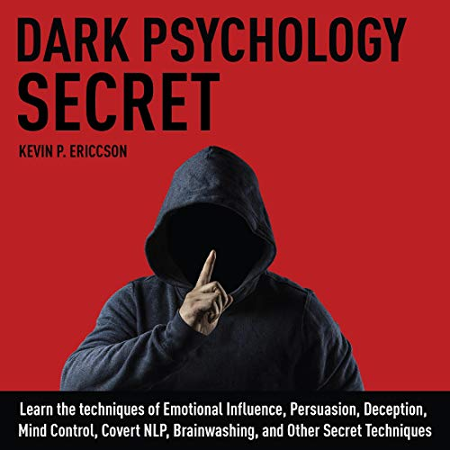 Dark Psychology Secret  By  cover art