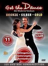 Get the Dance - 3er-Box *Bronze, Silber, Gold* [3 DVDs] [Alemania]