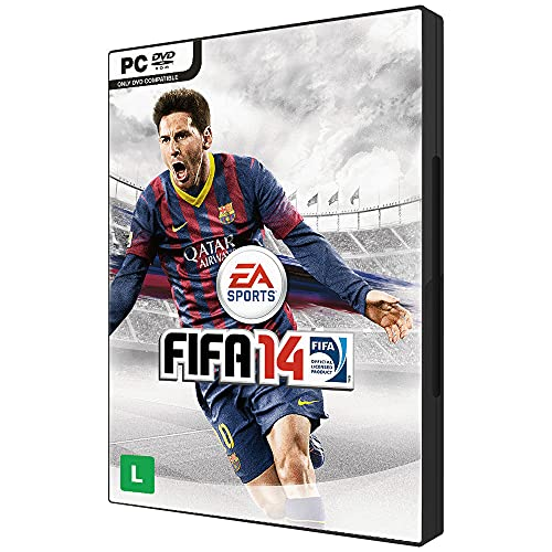 Jogo PC FIFA Soccer 14