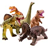 Boley 5 Piece Jumbo Dinosaur Set - Kids,...