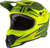 O'NEAL 3 Series Riff 2.0 Motocross Enduro MTB Helm gelb/grÃŒn 2020 Oneal: Größe: L (59-60cm)