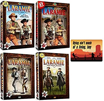 laramie dvd complete series