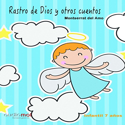 Rastro de Dios y otros cuentos [Trace of God and Other Stories] audiobook cover art