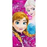 Disney Frozen Telo Mare, Multicolore, U