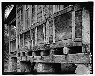 HistoricalFindings Photo: Biltmore Forestry School,Cantrell Creek Lodge,Brevard,Transylvania County,NC,9