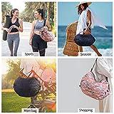 Zoom IMG-2 aysow borsa pieghevole riutilizzabile shopper
