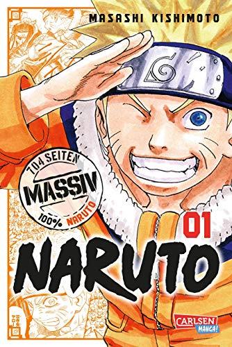 NARUTO Massiv 1: Die Originalserie als umfangreiche Sammelbandausgabe! (1)