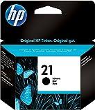 HP21 C9351AE Inkjet Print Cartridge, 150 pagine, Nero