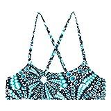 Vilebrequin - Oursinade Bandeau-Bikinioberteil für Mädchen - Marineblau - 6 Jahre