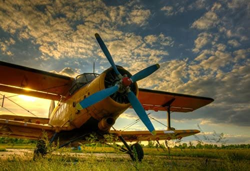 Airplane backdrop _image3