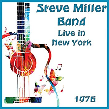 Live in New York 1976 (Live)