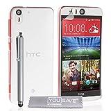 Yousave Accessories Kompatibel Für HTC Desire Eye Hülle