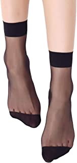 Mujer Medias Pantys Anti Gancho sin Costura Medias Verano para Mujer Pantys Elásticos Pantimedias por Dama 155-170 cm