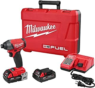 Milwaukee 2753-22CT M18 Fuel 1/4 Hex Imp Driver Kit