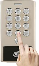 Lock Access Control, Metal Waterproof Security DC 12V Access Control System, for Offices Door Access Control Kit Homes Sec...