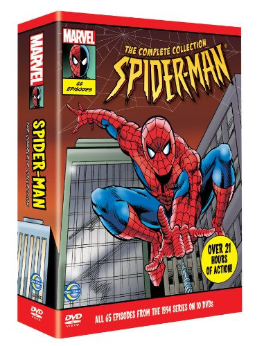 Spider-Man: The Complete Collection [10 DVDs] [UK Import] [DVD-AUDIO]
