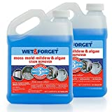 Wet and Forget Mold, Mildew & Algae Stain Remover.5 Gallon...