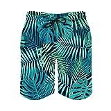 Yilooom Mens Swim Trunks Board Shorts W/Pocket Mens Swimwear 5XL #A1418