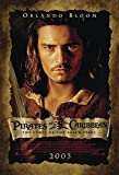 Close Up Fluch der Karibik Poster Orlando Bloom (68cm x