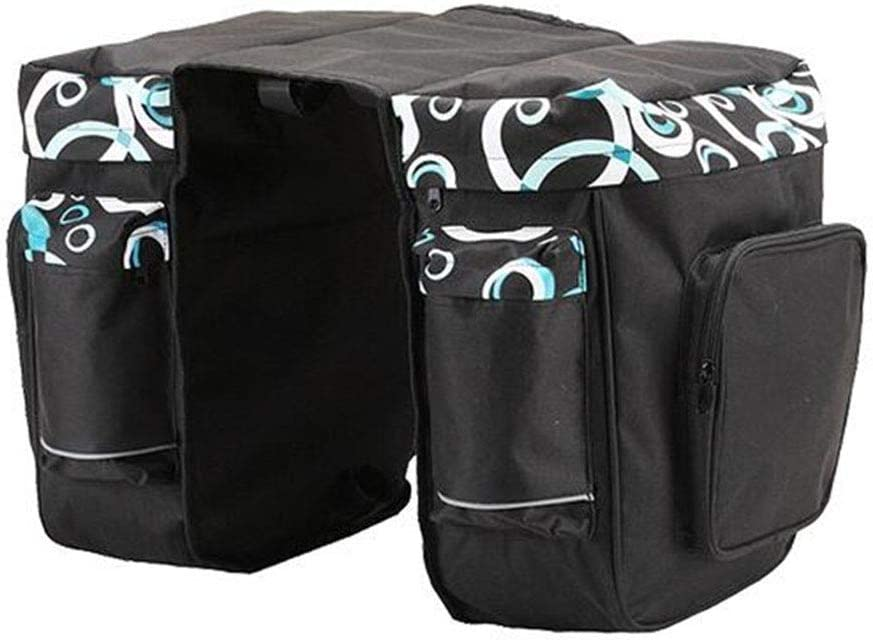 JTBH 30L Trunk Bag OFFicial shop Pannier Cycling Bicycle Capacity Max 81% OFF Large B Rear