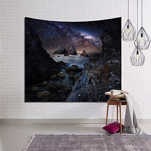 mmzki Nordische Tapisserie Tapisserie Hauptdekoration Y 229x150