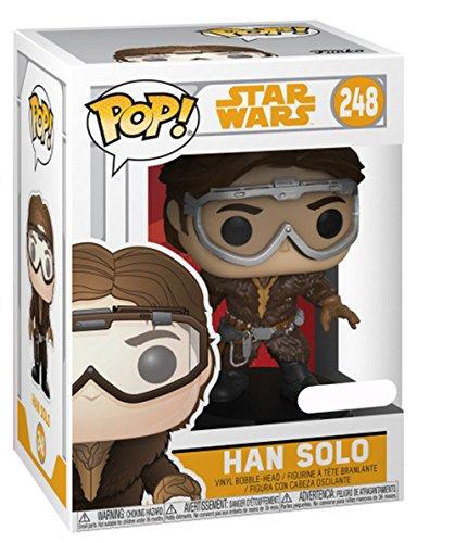 Funko Pop! Star Wars Solo Han Solo #248 (with Goggles)