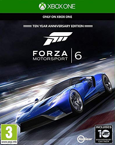 Forza Motorsport 6 - édition day one