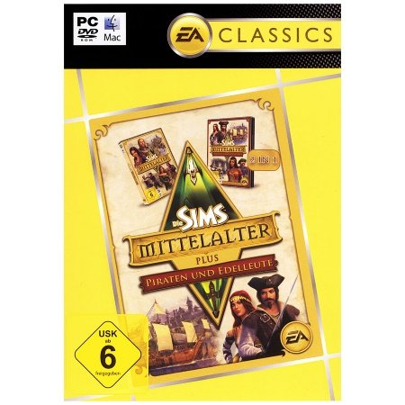 Die Sims - Mittelalter [Software Pyramide] - [PC/Mac]